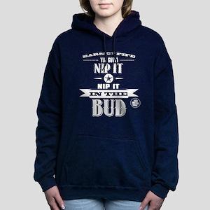 Barney Fife - Nip It Woman's Hooded Sweatshirt
