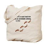 Soul Road Trip Tote Bag