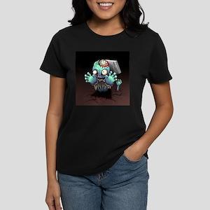 Zombie Monster Cartoon T-Shirt