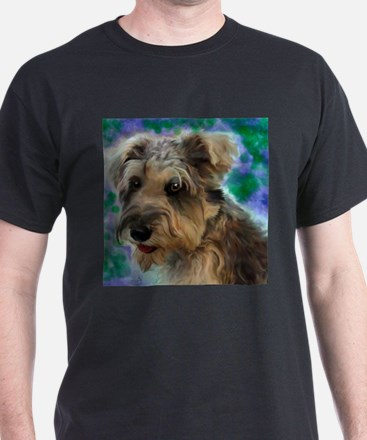 Scruffy Miniature Schnauzer T-Shirt