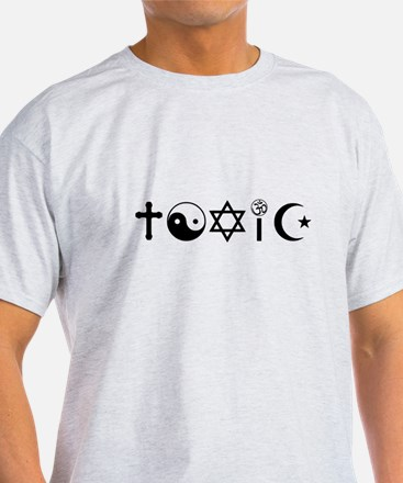 Cute Toxic religion T-Shirt