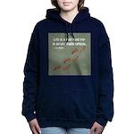 Soul Road Trip Women's Hooded Sweatshirt