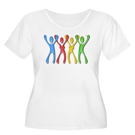 SLS_10x10_A Plus Size T-Shirt