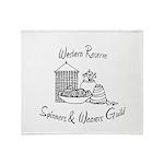 WRSW shop Throw Blanket