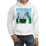 Dragon Grilling Hooded Sweatshirt