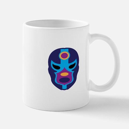 Lucha Libre Mask Mugs