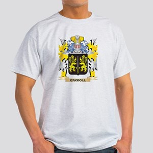 Carroll Coat of Arms - Family Crest T-Shirt