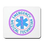 EMT Logo Pastel Mousepad