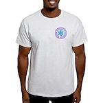EMT Logo Pastel Light T-Shirt