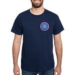 EMT Logo Pastel Dark T-Shirt