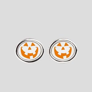 Halloween Oval Cufflinks