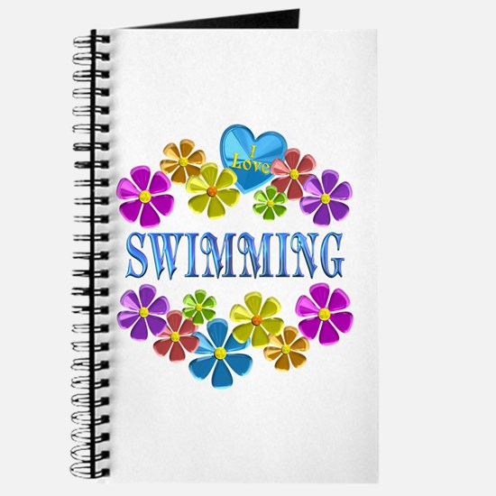 I Love Swimming Journal