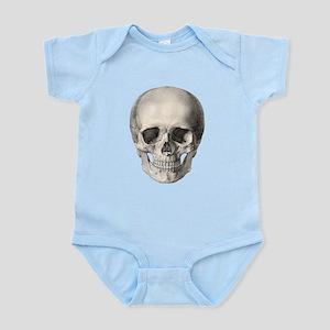 Vintage Human Skull Body Suit
