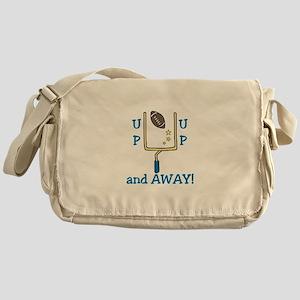 Up And Away Messenger Bag