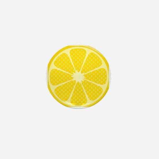 Cute Lemonade Mini Button