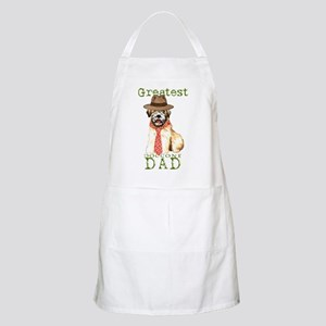 Wheaten Dad BBQ Apron