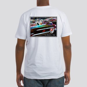 La Habana, 1956 Fitted T-Shirt