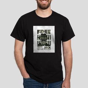 FREE JACK (Abramoff) Dark T-Shirt