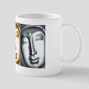 Buddha faces Mug