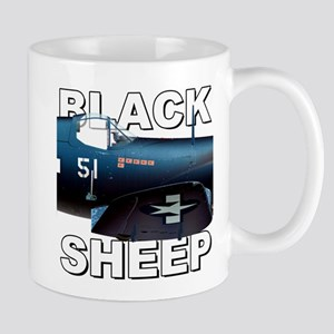 Black Sheep Squadron VMA-214 Mugs