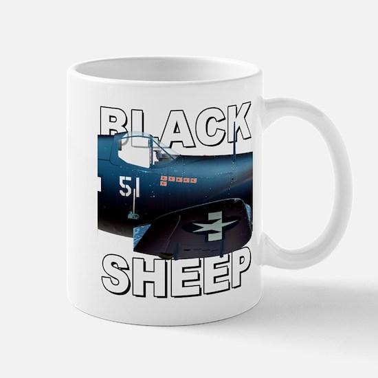 Black Sheep Squadron VMA-214 Mugs
