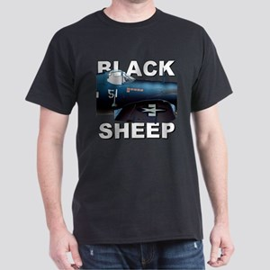 Black Sheep Squadron VMA-214 T-Shirt
