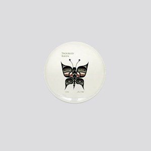 Butterfly Mini Button (10 pack)