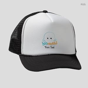 Custom Booeautiful Kids Trucker hat
