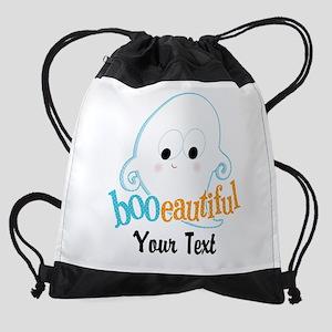 Custom Booeautiful Drawstring Bag