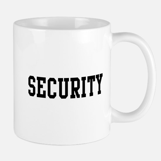 Security Mugs