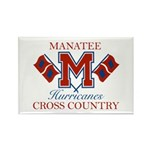 Manatee CC Rectangle Magnet (100 pack)