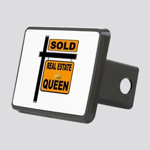REAL ESTATE QUEEN Hitch Cover