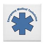 EMT Emergency Tile Coaster