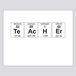 Teacher periodic elements Posters