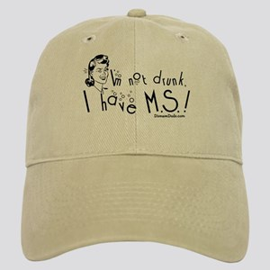 I'm not drunk, I have MS Cap