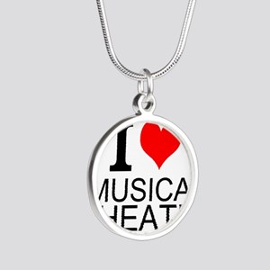 I Love Musical Theatre Necklaces