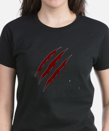 wolverine attack Women's Dark T-Shirt