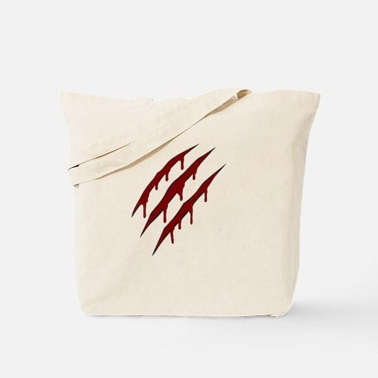 wolverine attack Tote Bag