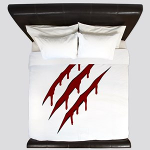 wolverine attack King Duvet