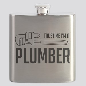 Trust me i'm a plumber Flask