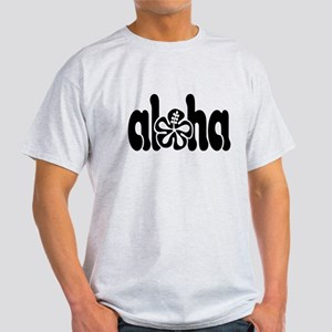 aloha flower Light T-Shirt
