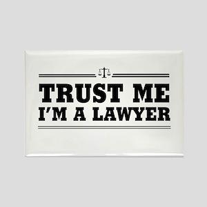 Trust me I'm a lawyer Magnets