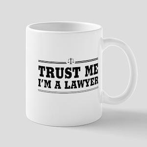 Trust me I'm a lawyer Mugs