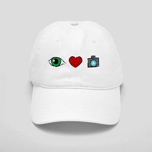 WTD: I Love Photography Cap