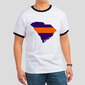 South Carolina Map Ringer T