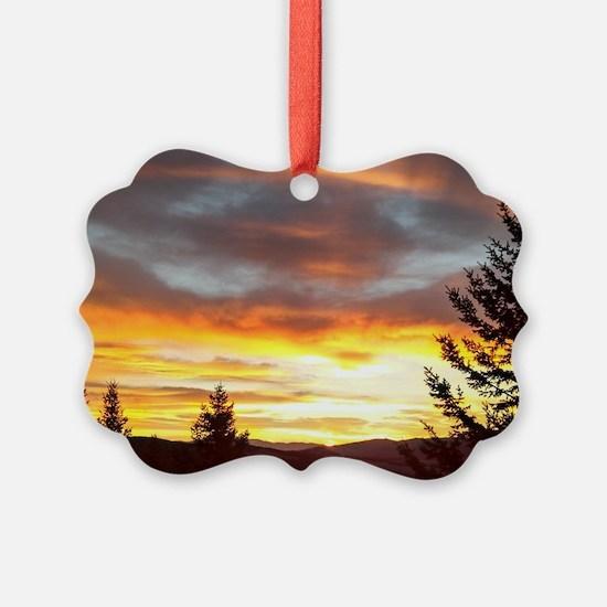 A Walk With GOD Ornament