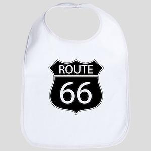 Route 66 Road Sign Bib
