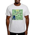 superhero Light T-Shirt