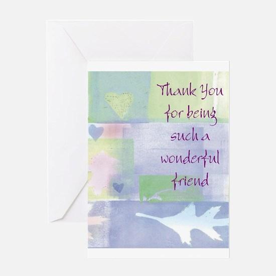 Friend101.jpg Greeting Cards