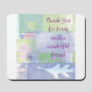Friend101 Mousepad